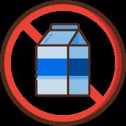icona no lattosio