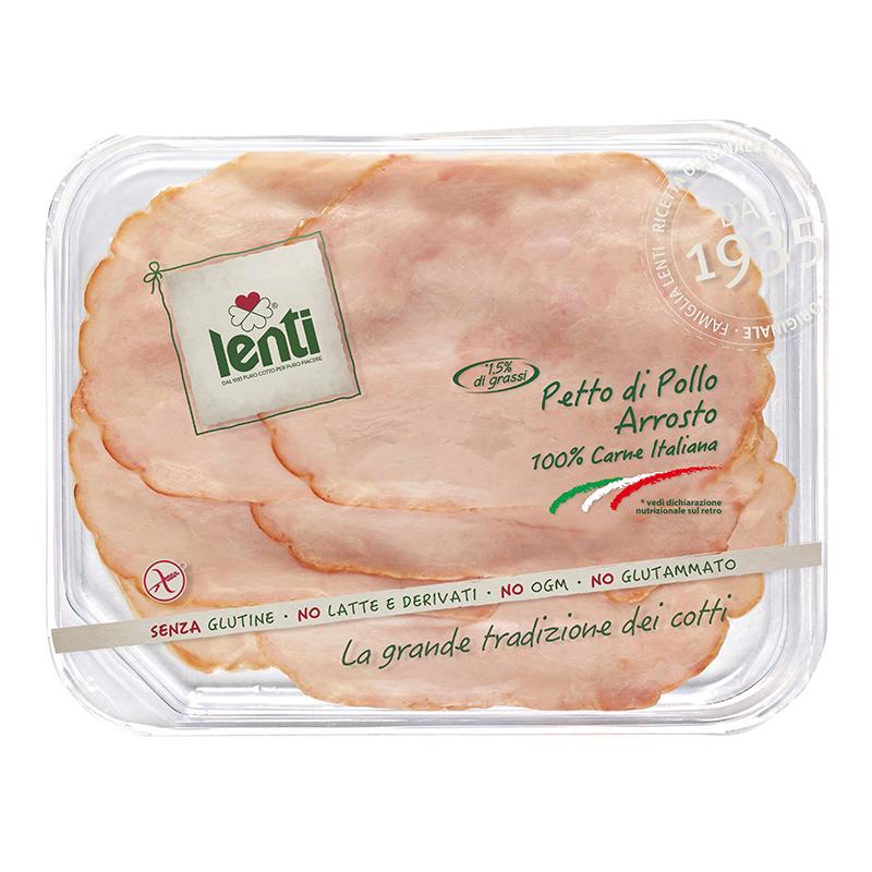 Petto di Pollo Arrosto 100% carne italiana