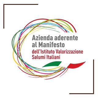 Logo azienda aderente al Manifesto dell'Istituto Valorizzazione Salumi Italiani